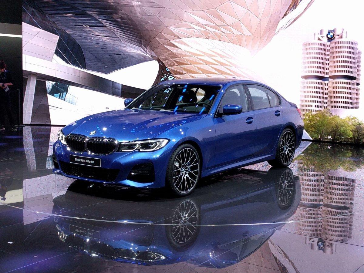 234681dd96 Autosalón v Paríži priniesol okrem iného aj nové BMW radu 3 - Auto SME