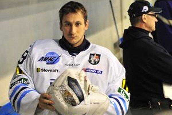 Michal Dzubina je martinský patriot.