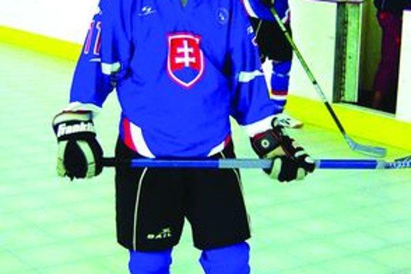Michal Hrivnák je najlepším slovenským hokejbalistom roku 2009.