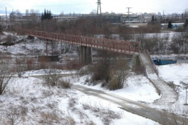 Tento most bude o niekoľko mesiacov už len históriou.