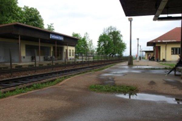 Železničná stanica v Turčianskych Tepliciach by sa mala začať meniť v letných mesiacoch.