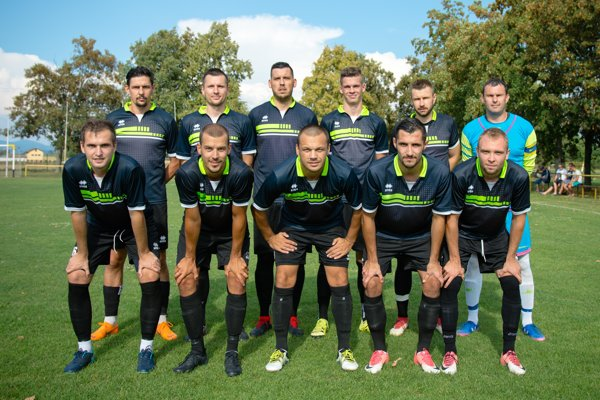 Foto pred zápasom Slovnaft Cupu proti Podlužanom