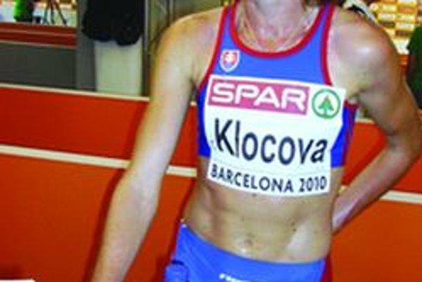 Lucia Klocová zažiarila na európskom šampionáte v barcelone. K bronzu jej chýbalo deväť stotín.