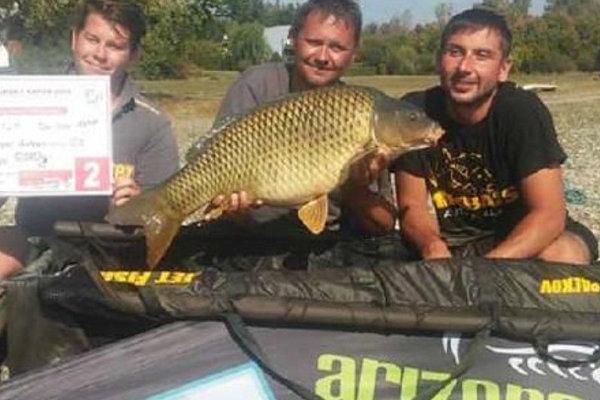 Rybári z Ostravy. (FOTO: SRZ MI)