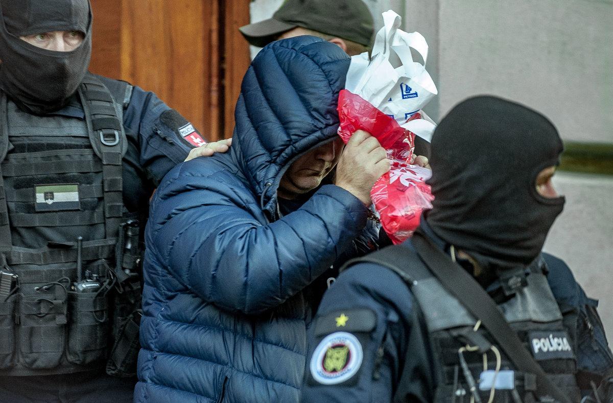 Andruskó obvinený z vraždy Kuciaka čelí daňovej kauze, vypočúvajú troch svedkov - SME