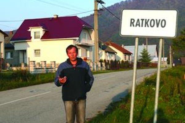Rastislav Frkáň nás ako prvý upozornil na problémy v Ratkove.