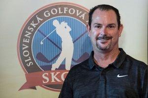 Juhoafričan Rory Sabbatini je víťazom šiestich turnajov PGA Tour. Teraz chce reprezentovať Slovensko.