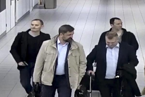 V Holandsku odhalili ruských agentov.