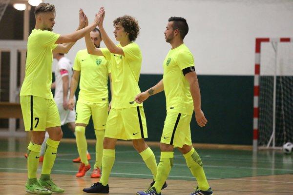Futsalisti MŠK si zabezpečili víťazstvo už v prvom polčase.