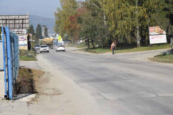 Kamenná ulica v Žiline.