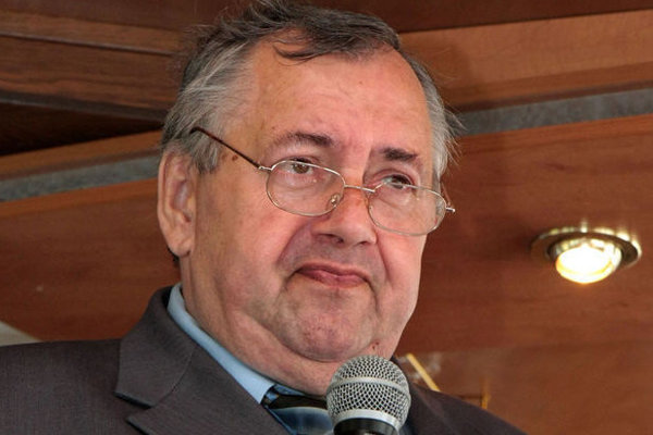 Michal Horecký.