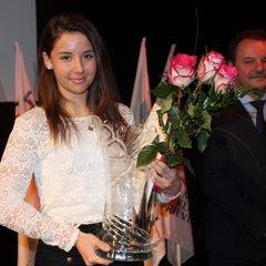 Barbora Klementová - nová držiteľka Krištáľového páva.