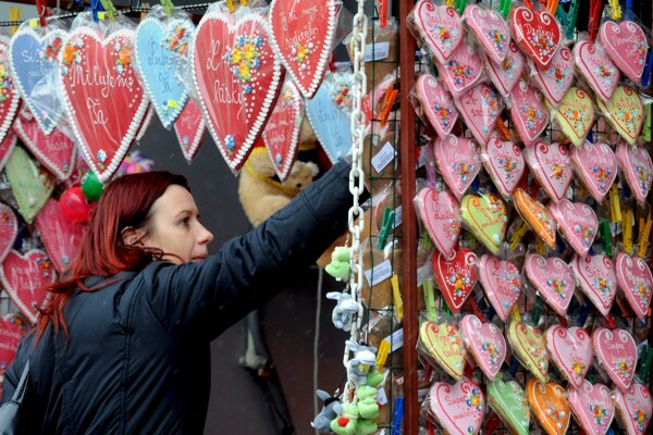 K symbolom sviatku sv. Valentína patrí určite srdce.