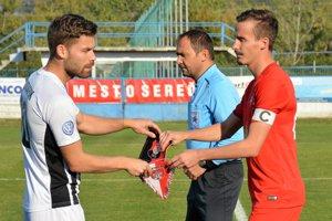 V Seredi odohrali v piatok medzinárodný prípravný zápas.