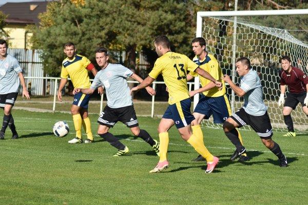 VPetrovciach zaknihovali hráči Slávie TU Košice už siedmu výhru vrade.