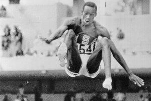 Bob Beamon a jeho rekordný skok.