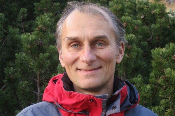 Karol Ujházy, vedúci katedry fytológie na lesníckej fakulty Technickej univerzity vo Zvolene.