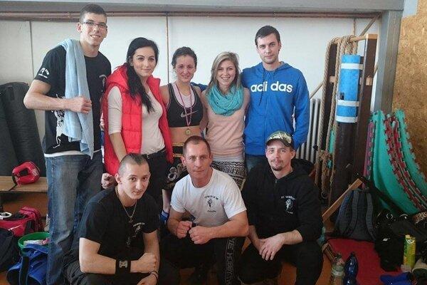 Výprava Power Gym Zvolen v Bratislave