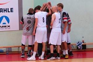 Basketbalisti Dolného Kubína vyhrali o jeden bod.