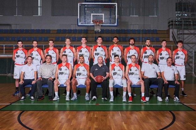 Ondrej Šoška - po dlhých rokoch vrátil do Žiliny basketbalovú extraligu.