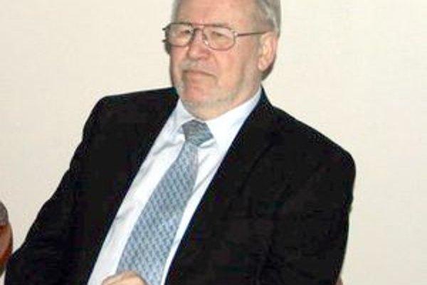 Profesor Traubner.
