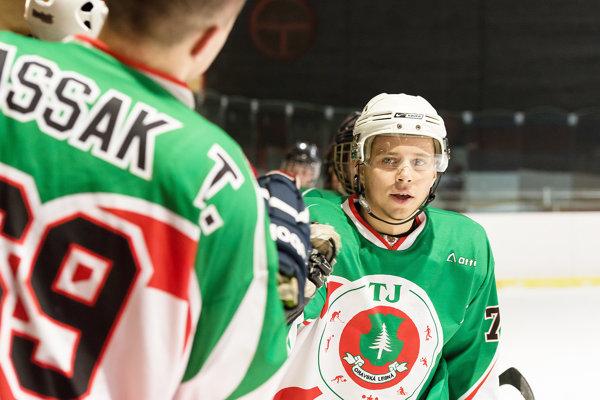 Obhajca trofeje Oravská Lesná mala proti Oravskému Podzámku šťastie.