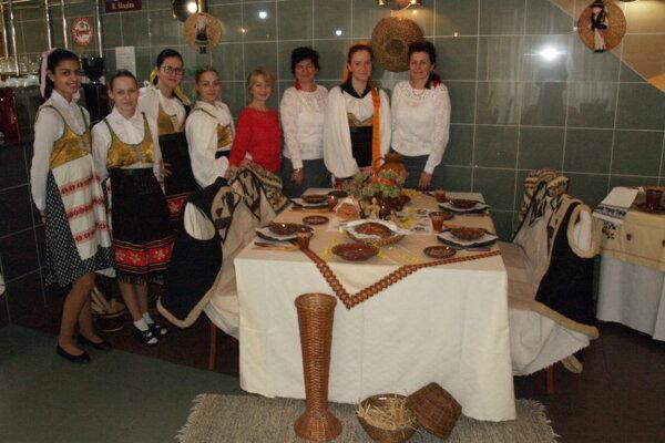 Fašiangové menu pripravili žiaci z Kaliny.