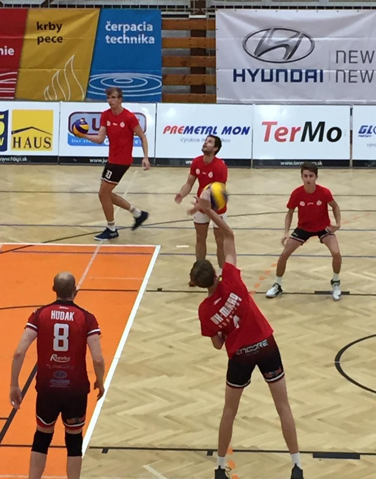 162e9648867 Volejbalisti Prešova vyhrali vo Zvolene a čaká ich derby s Košicami ...