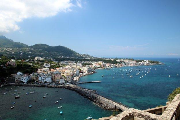 Ischia, Taliansko.