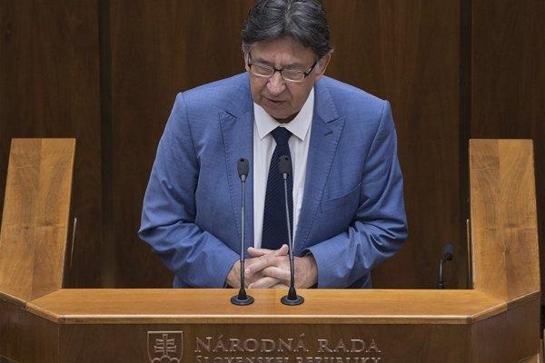 Ján Budaj.