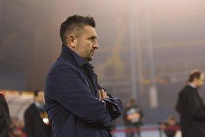 Nedad Bjelica, tréner Dinama.