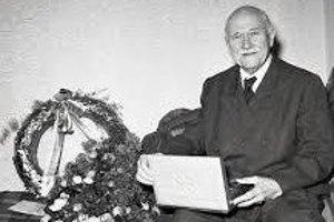 Frico Kafenda, budovateľ slovenského hudobného školstva.