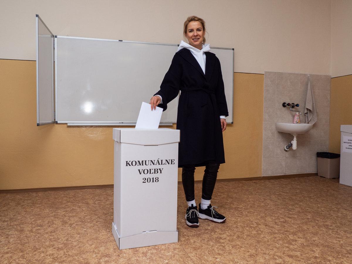c99324ebb Komunálne voľby v Topoľčanoch prebiehajú bez väčších problémov - SME ...