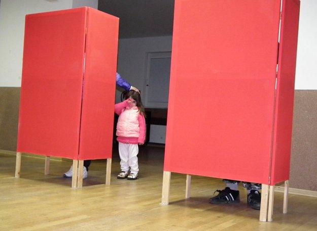 Komunálne voľby v Zábiedove.