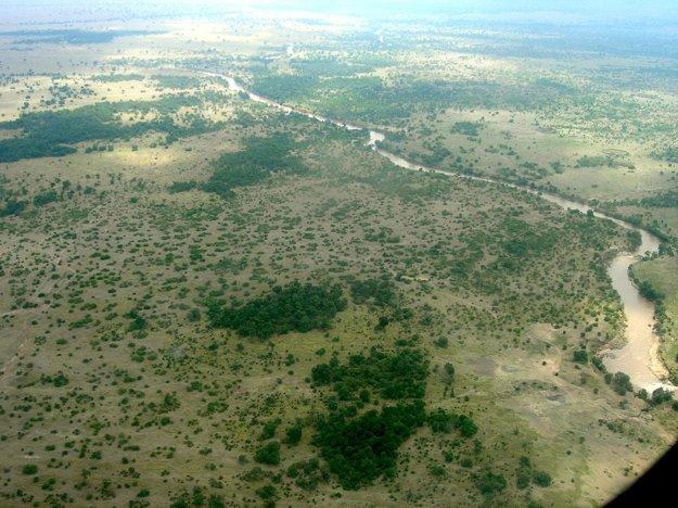 Prírodná rezervácia Masai Mara v Keni je jednou z najznámejších.