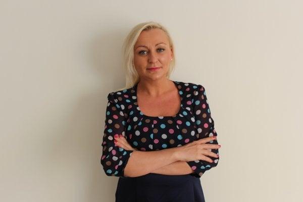 Luciána Hoptová je v mestskom zastupiteľstve nováčikom.