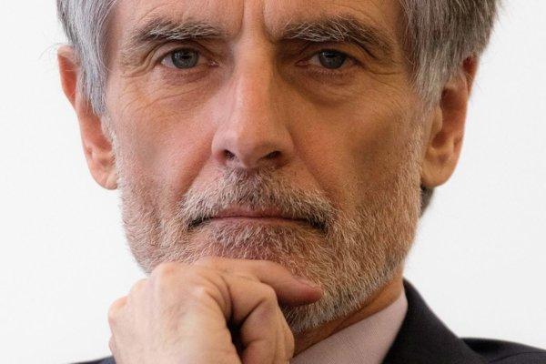 Peter Weiss, veľvyslanec Slovenska v Českej republike.