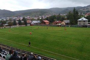 Rezerva Tatrana Čierny Balog zatiaľ podáva skvelé výkony.