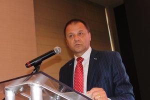 Riaditeľ poradenskej spoločnosti Radvise Group Ivan Lužica.