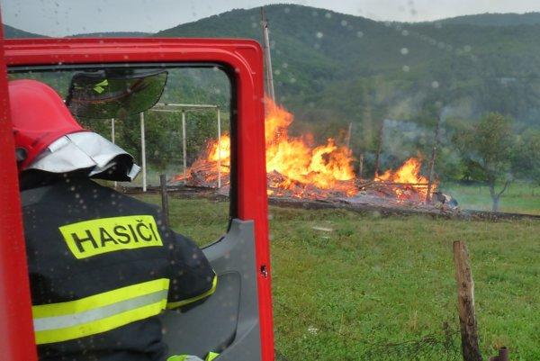 Prevencia je dôležitá pri predchádzaní požiarom.