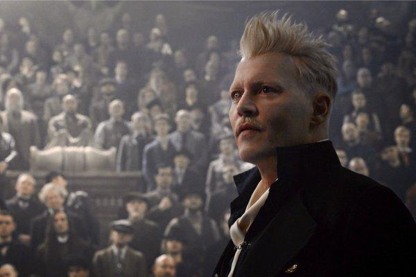 Johnny Depp v titulnej role.