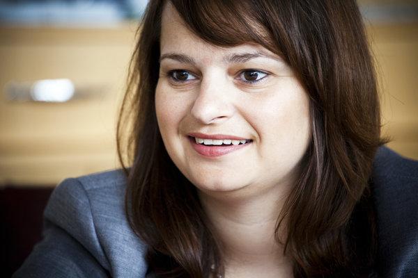Svetlana Gavorová, generálna riaditeľka Slovenskej inovačnej a energetickej agentúry