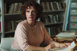 Zuzana Mauréry v oceňovanom filme Učiteľka ukázala, ako pedagóg pracovať nemá, zastrašovaním a manipuláciou.