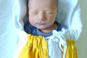 Zuzanu a Michala Bošanských zo Žiaru nad Hronom potešil svojím príchodom na svet 29. októbra synček MARKUS Bošanský. Prvorodené dieťatko po narodení meralo 49 cm a vážilo 3,2 kg.