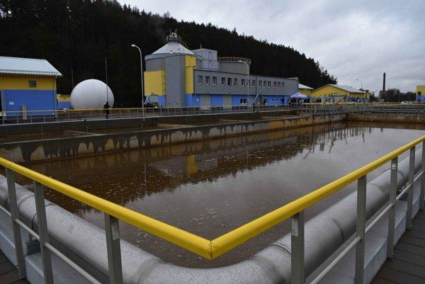 Okrem kanalizácie vybudujú aj čistiareň odpadových vôd.