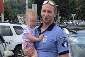 Zásah mestských policajtov vo Svite.