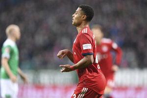 Hrdinom Bayernu bol Serge Gnabry, ktorý strelil oba góly svojho tímu.