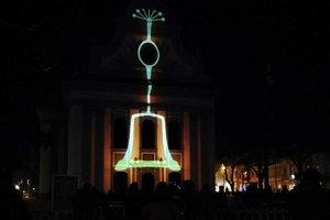 Symbol slávnej zvonolejárskej dielne v meste