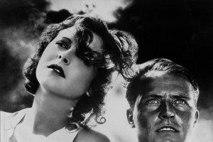 Hedy Lamarr a Aribert Mog vo filme Ekztáza (1933)