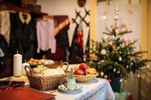 Vianočné trhy vo Vlčkovciach 2017